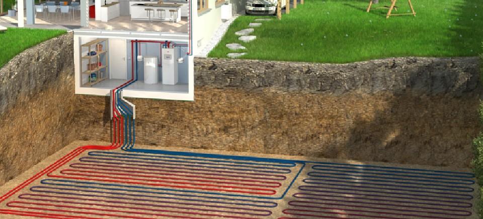 La pompe à chaleur géothermique